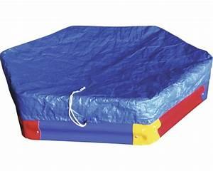 Sandkasten Kunststoff Xxl : sandkasten 6 eck kunststoff mit schutzh lle 110 h 22 cm blau gr n gelb rot bei hornbach kaufen ~ Orissabook.com Haus und Dekorationen