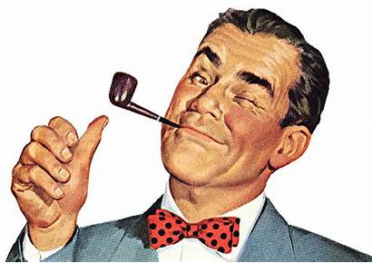 Smoking Pipe Smoke Tobacco Father Clipart Mid