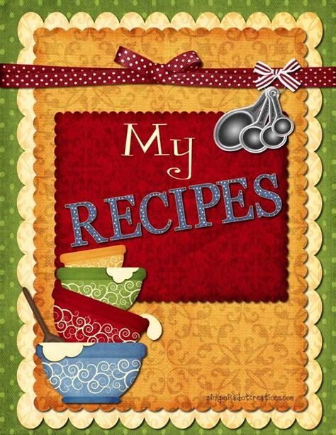 girl   lot  cute coordinating recipe book