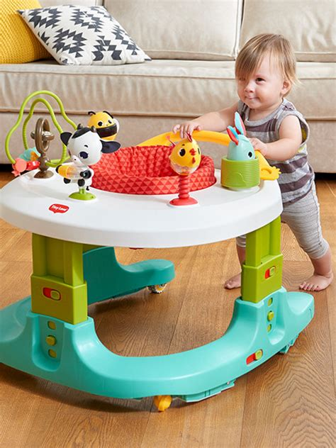 activity center stationary mobile play go jumper walker push along