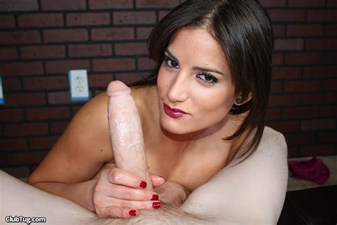 chichi medina pov handjob and titjob