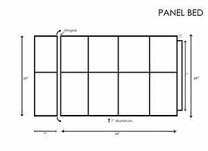 Plans For A Platform Bed For Memory Foam Mattress Wood