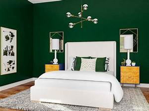 5, Green, Bedroom, Ideas, For, The, Perfect, Relaxing, Retreat
