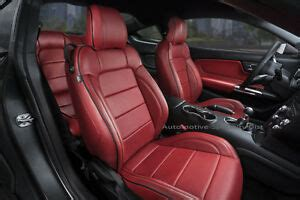 katzkin cardinal red repla leather fits   ford
