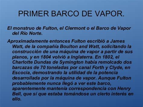 Utilidad Del Barco De Vapor by Robert Fulton