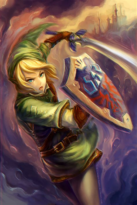 Sw Twilight Link By Vtas On Deviantart