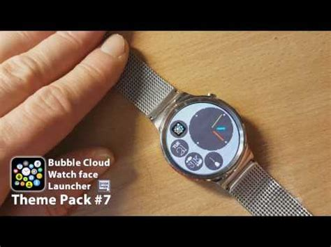 dress your android wear with cloud wear launcher