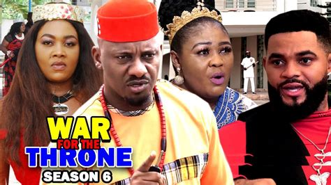 Listen to your favorite music in high quality; WAR FOR THE THRONE SEASON 6 (New Hit Movie) Yul Edochie 2021 Latest Nigerian Nollywood Movie ...