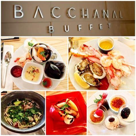 Caesars Palace Bacchanal Buffet For 2999