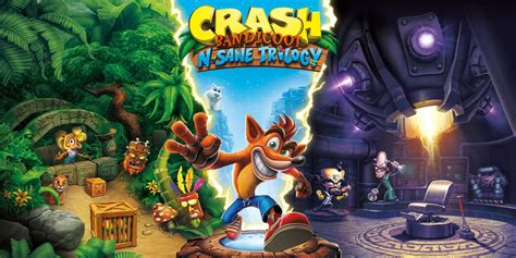 crash bandicoot  sane trilogy nintendo switch games