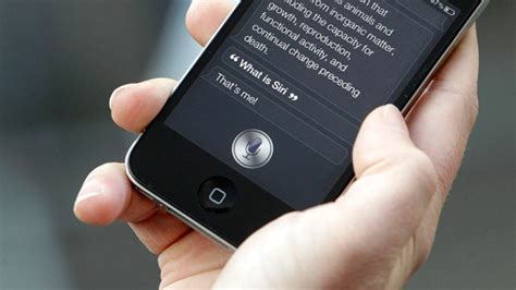 iphone siri siri speaks amazing technology with human capabilities