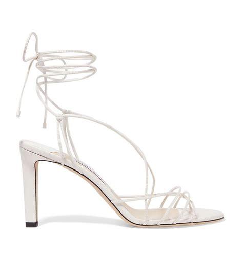fresh ways  style strappy sandals   wear