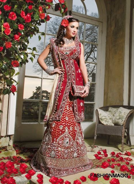 fashion style indian pakistani  western bridal