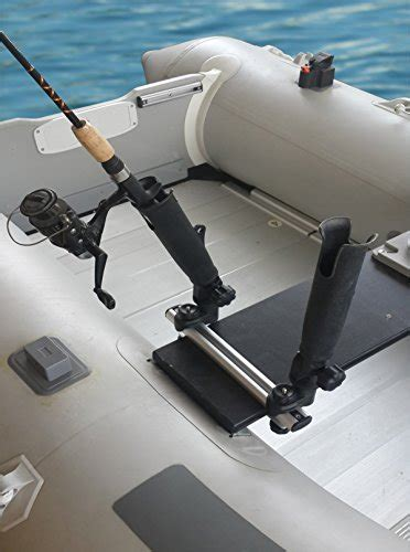 Brocraft Inflatable Boat/Canoe Rod Holder with Aluminum