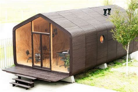 This Tiny House Is Modern, Eco-friendly, Modular—and Made