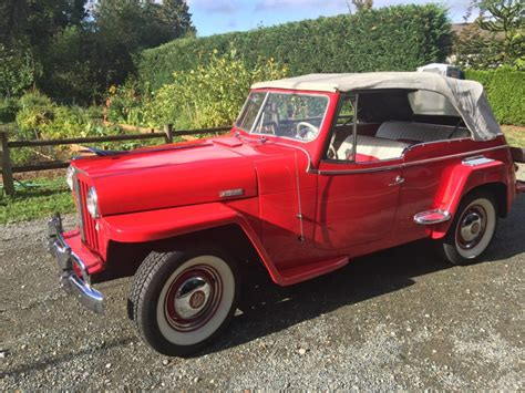 1948 willys jeepster 1948 willys jeepster bring a trailer