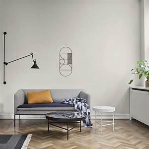 Skandinavisch Einrichten Shop : marble table white medium round marble table ferm ~ Michelbontemps.com Haus und Dekorationen