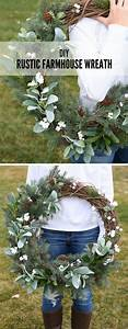 How, To, Make, A, Rustic, Farmhouse, Wreath, Step
