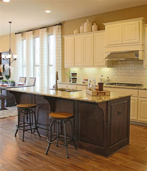 kitchen cabinets with different color island should cabinets match throughout house burrows cabinets
