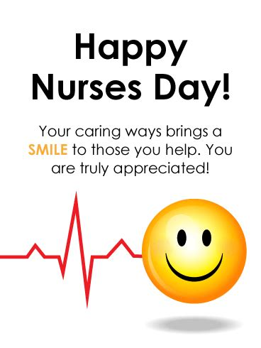 nurses day cards happy nurses day birthday