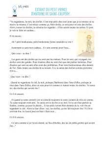 Petit Prince Resume Court by Le Futur De L Indicatif Autour Du Petit Prince Momes Net