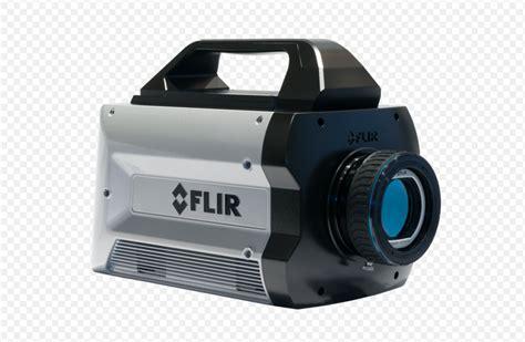 flir xsc camera captures temperature images