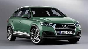 Novo Audi Q3 Maior E Com Plataforma Mlb  De Acordo Com