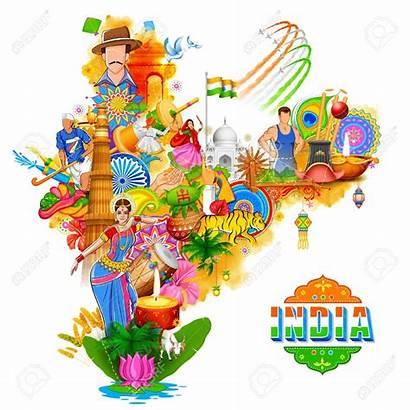 Clipart Unity India Diversity Webstockreview Portal