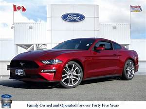 2019 Ford Mustang EcoBoost® Premium Ruby Red, 2.3L EcoBoost® Engine | Dams Ford Lincoln Sales Ltd.