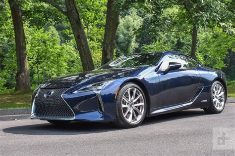 2018 Lexus Lc 500h Review  Digital Trends