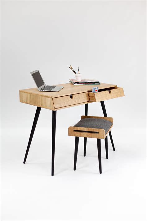 oak bureau desk mahabis interiors rethinking the desk mahabis