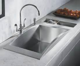 chrome kitchen faucet designer modern sink faucets home design