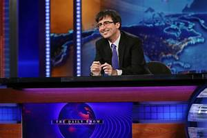 John Oliver: The Daily Show's Heir Apparent -- Vulture
