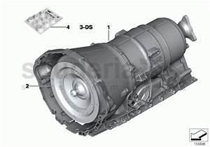 Rolls Royce Phantom Automatic Gearbox Ga6hp32z Parts