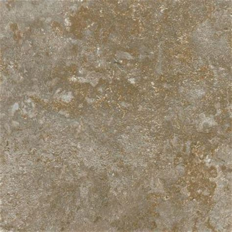 Home Depot Floor Tile Peel And Stick by Armstrong Harbour 12 In X 12 In Travertine Fawn Peel And