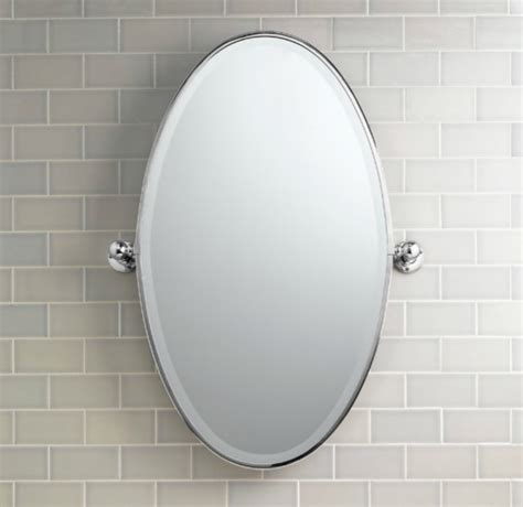 bright ideas bathroom oval mirror chrome mirrors wall lighting black majestic design lowes frame