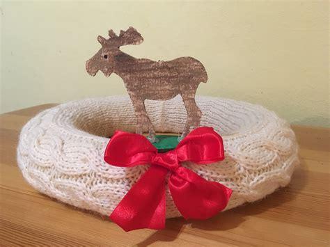 Adventes vainags / Advent wreath