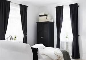 Vorhänge Schlafzimmer Verdunkeln : gardinen deko stoffe f rs fenster living at home ~ Sanjose-hotels-ca.com Haus und Dekorationen