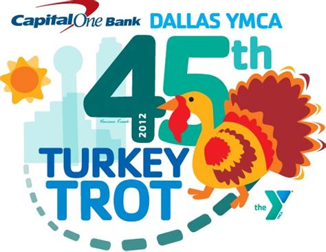registration is open for dallas ymca 45th turkey trot that is where you 39 ll find us on