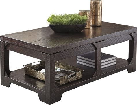 Coffee Tables : World Menagerie Skylar Coffee Table With Lift Top
