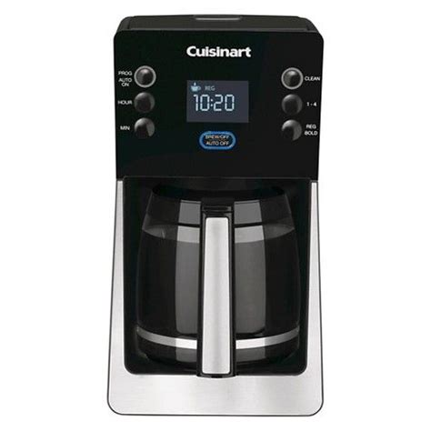 Wonderful coffee maker fit for every family member to individually program the strength of the beverage and takes no effort to be cleaned. Cuisinart Perfectemp 14-cup Programmable Coffee DCC-2800 | Cuisinart coffee maker, Coffee maker ...