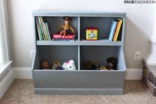 diy home decor ideas living room bookcase with storage rogue engineer