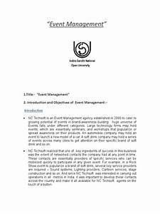event management system project report c sharp With document management system project report
