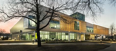 University Student Center Designed By Ksq Architects Now Open