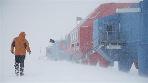 relocation  antarctic survey post completed
