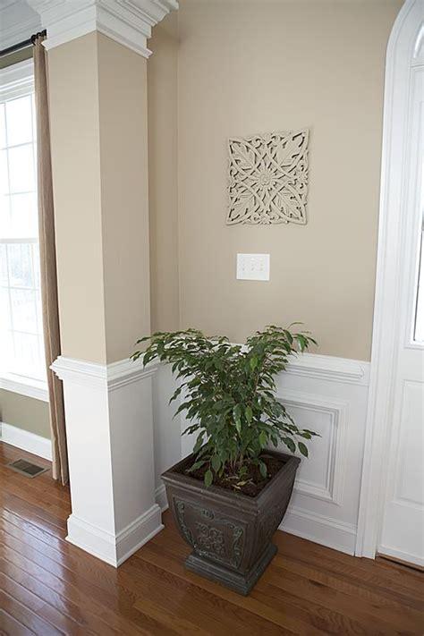 Love The Thick Chair Rail  Home Ideas  Pinterest Paint