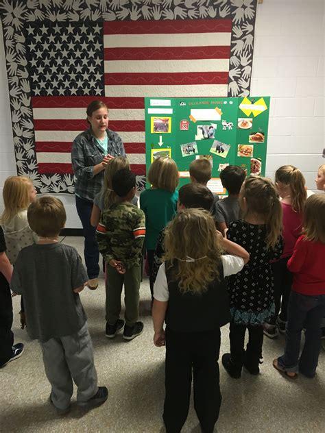 haywood county schools celebrates national farm school month