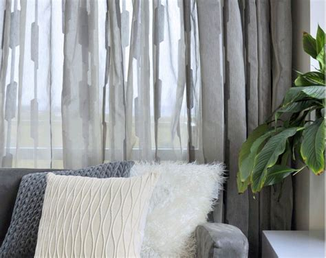 Sheer Curtains For Privacy by 19 Charming Sheer Curtain Privacy Designs