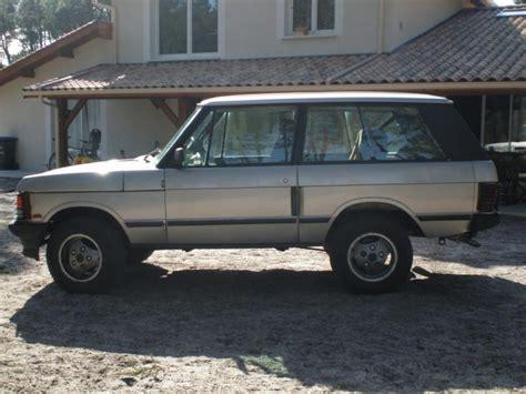 troc echange range rover classic 2 5 td 1993 sur