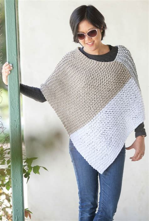 4aa565ca1fcd6 663 x 986 www.pinterest.com.au. Free Knitting Pattern for Easy ...